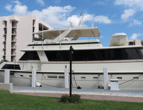 Hatteras 63 Motor Yacht 1989