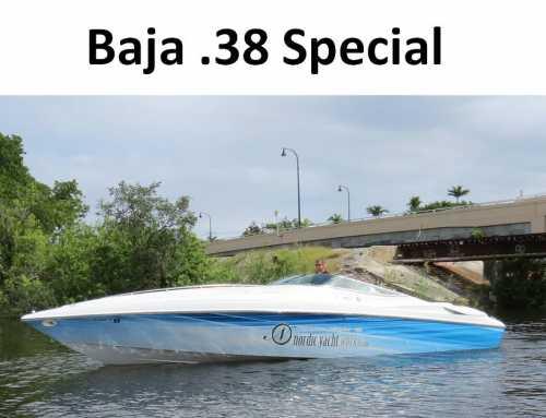 Baja .38 Special Yanmar Diesel